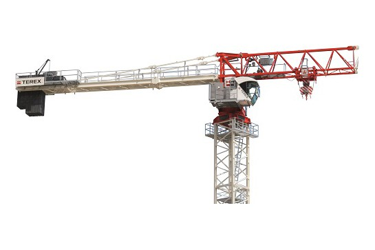Terex Corporation - CTT 472-20 Tower Cranes