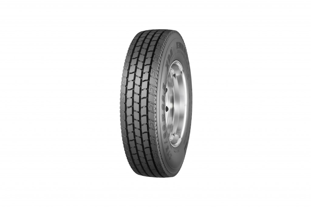 Michelin Canada - XDA® ENERGY + Tires