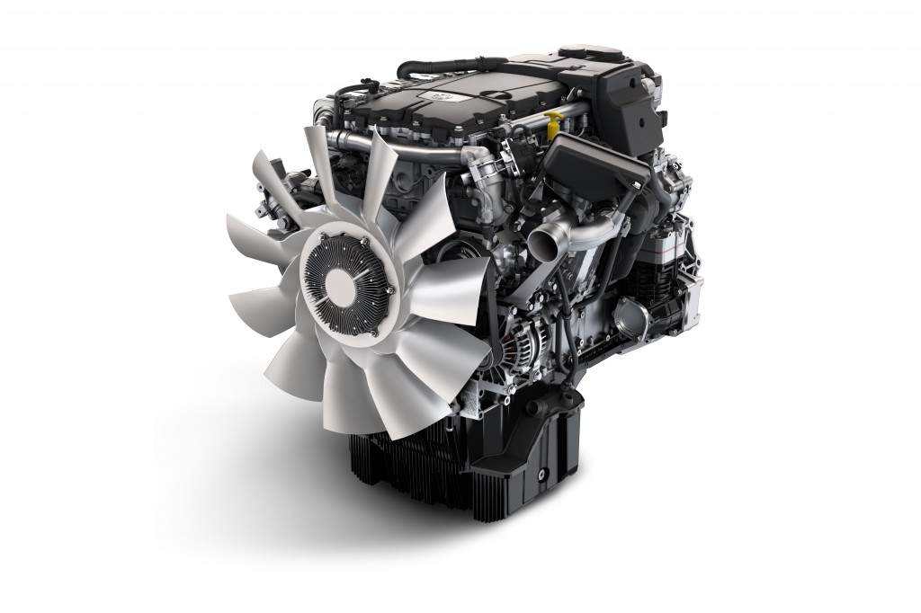 Detroit Diesel Corporation - DD8 Diesel Engines