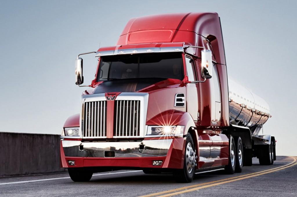 Western Star Trucks - 5700 XE On Highway Trucks