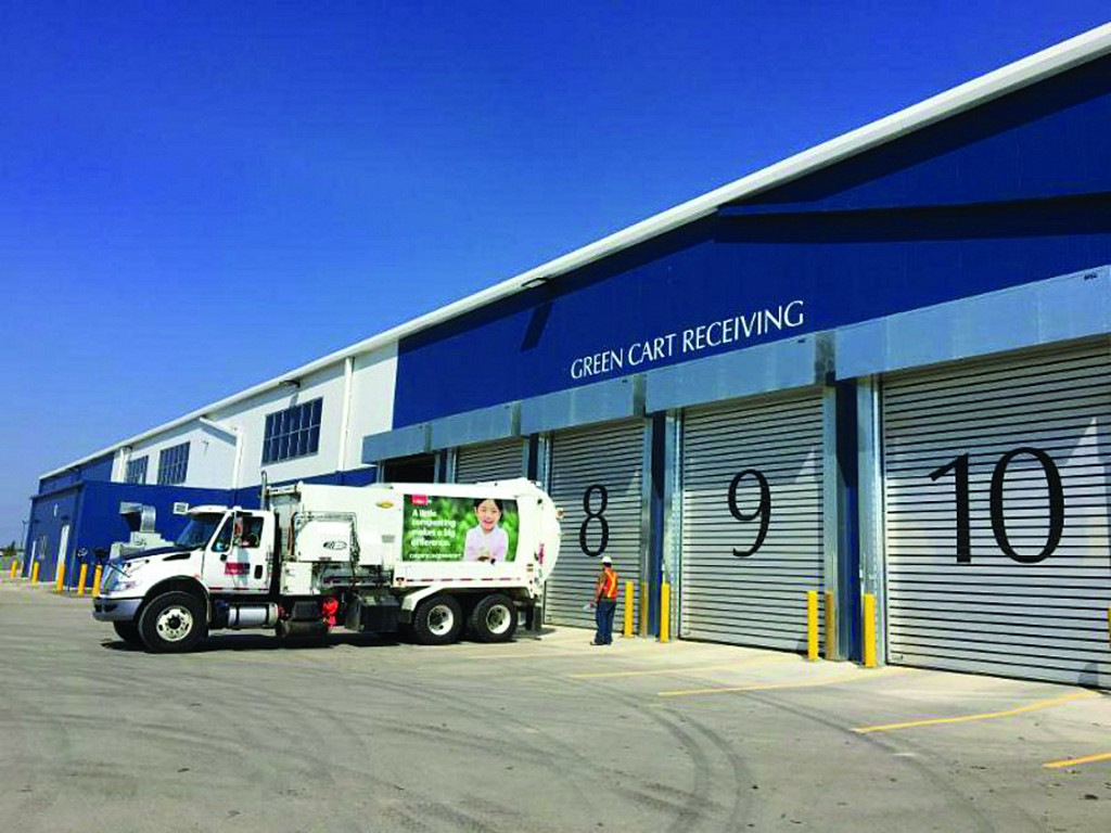 Maple Reinders' Calgary Compost Facility Wins Award for Project Infrastructure
