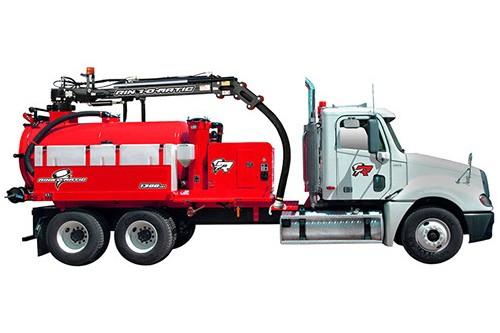 Ring-O-Matic, Inc. - 1300VX Vacuum Excavators