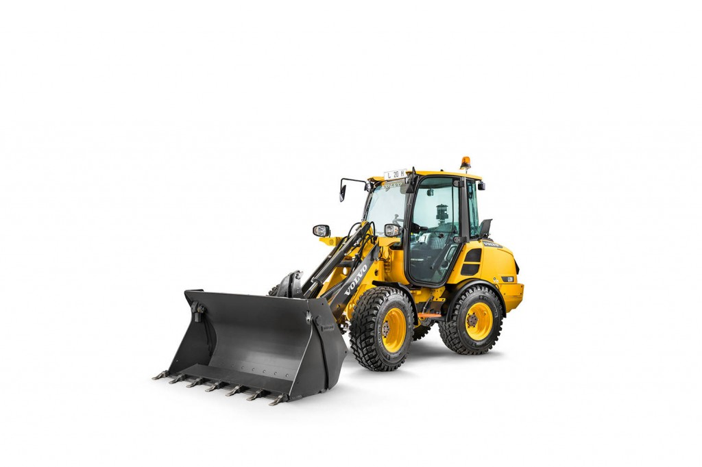 Volvo Construction Equipment - L20H Compact Wheel Loaders
