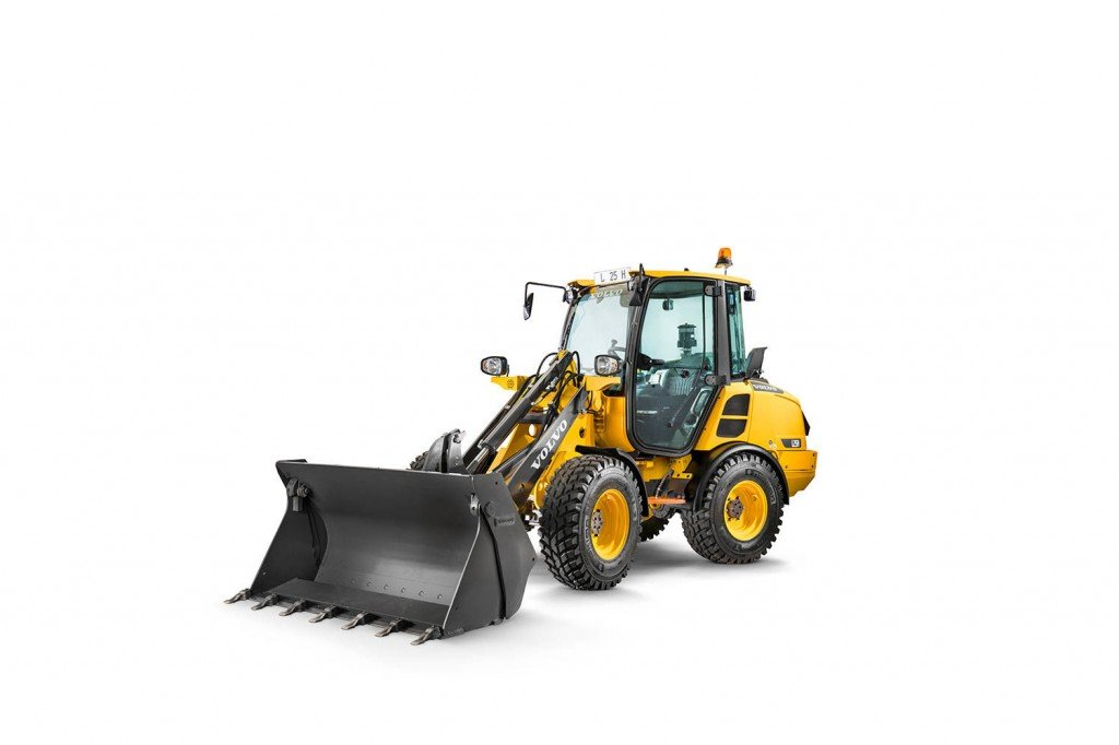 Volvo Construction Equipment - L25H Compact Wheel Loaders