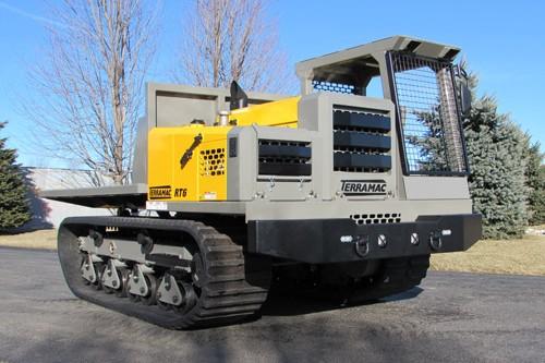 Terramac - RT6 Crawler Carriers