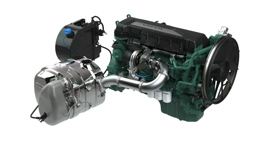 Volvo Penta unveils new Stage V 5- and 13-litre engines
