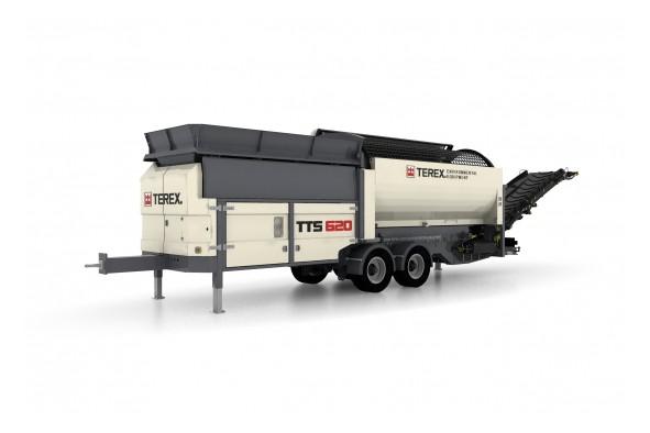 Terex Ecotec - TTS 620 Trommel Screens
