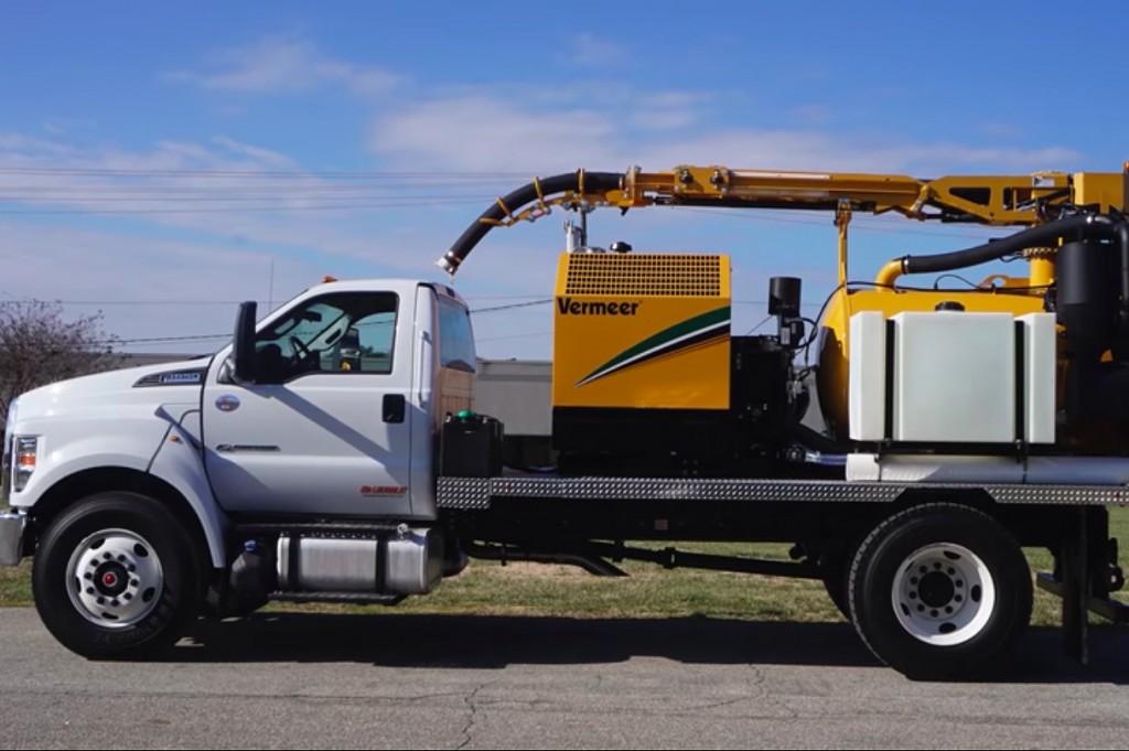 McLaughlin - ECO 75 Series Vacuum Excavators
