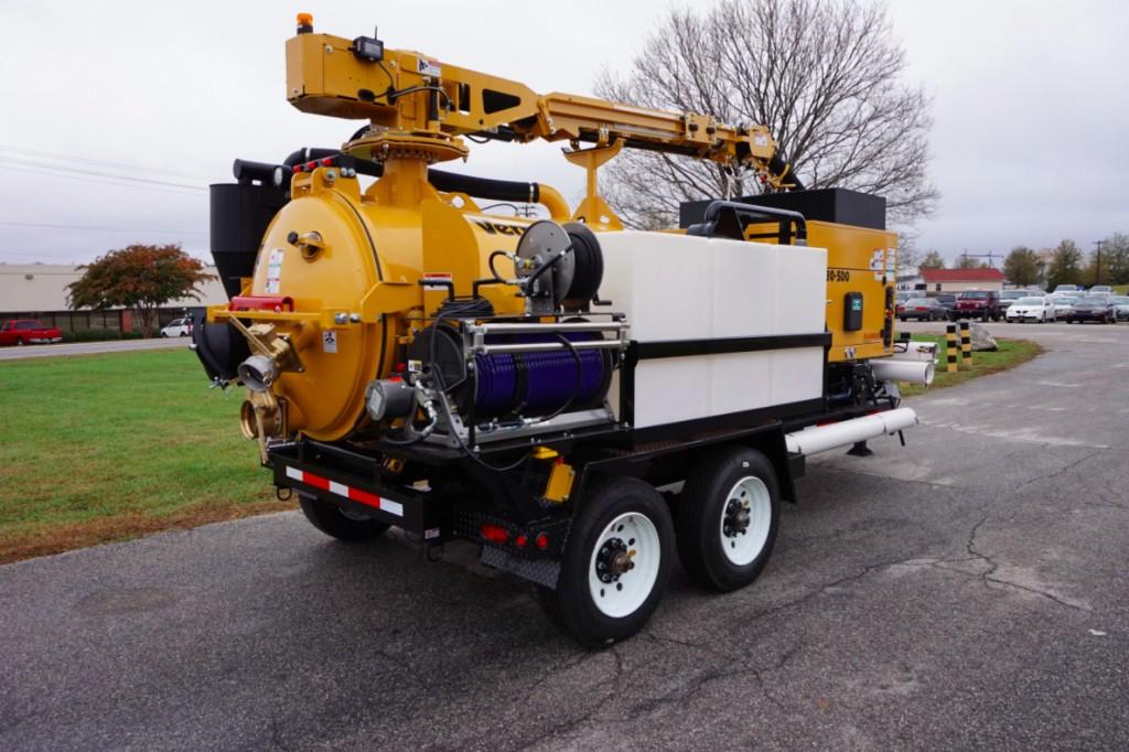 McLaughlin - VX75 Heavy Duty Series Vacuum Excavators