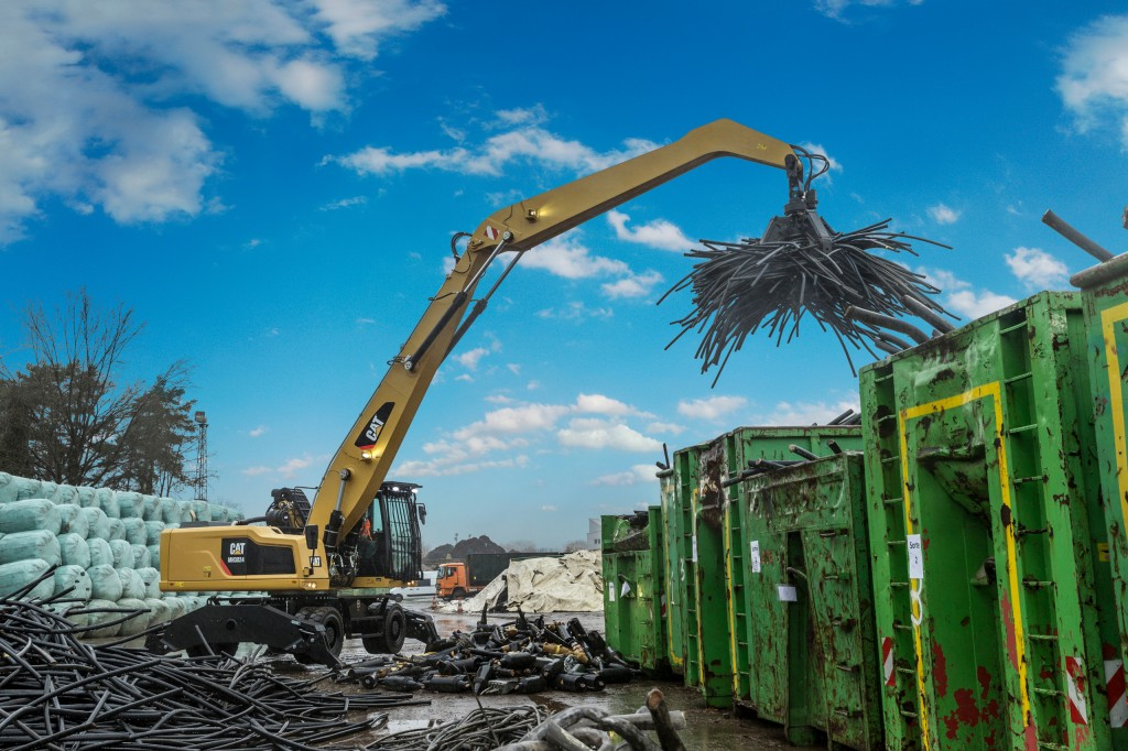 Application-Specific Design for New range of Cat Material Handlers