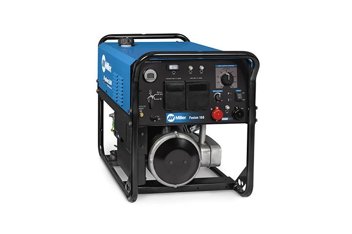 Miller Electric Mfg. LLC. - Fusion 160 Welding