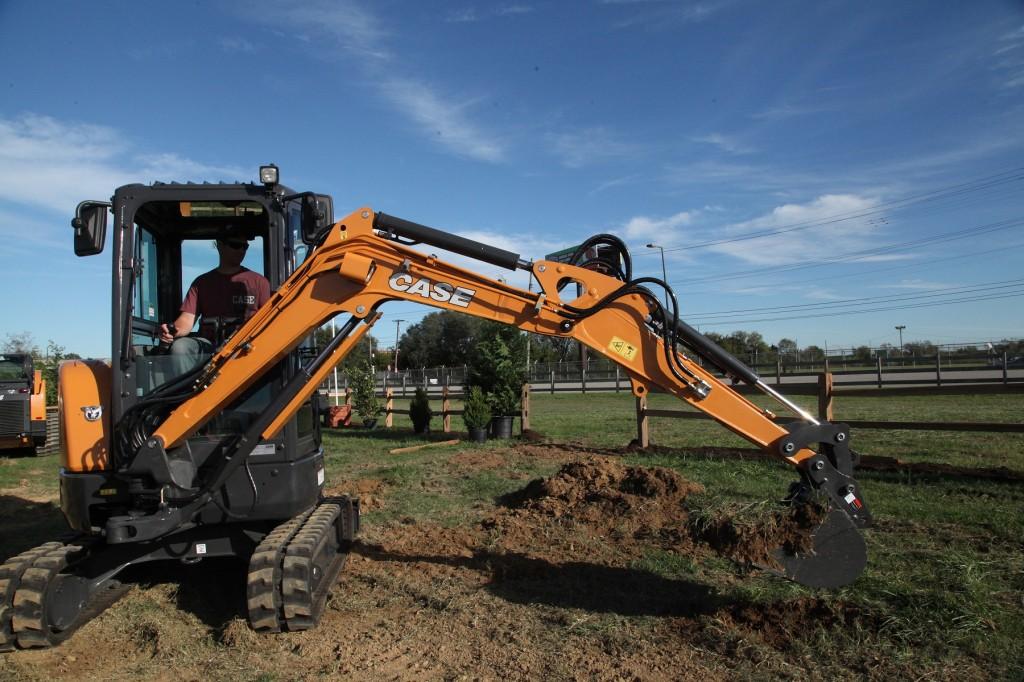 Case Construction Equipment - CX30C Mini Excavators