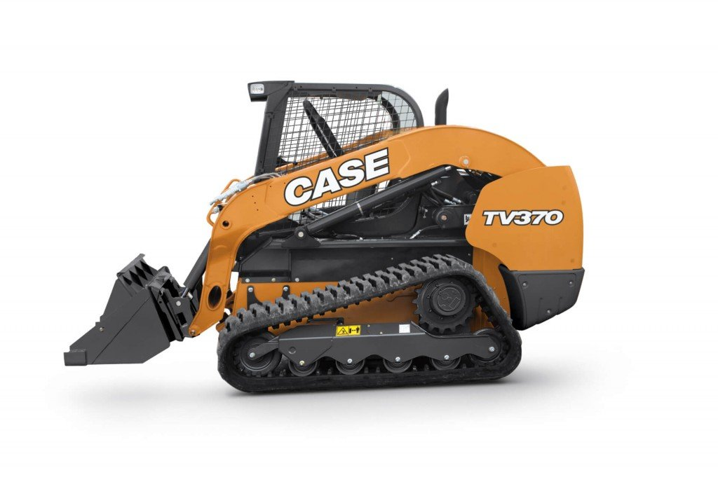 Case Construction Equipment - TV370 Compact Track Loaders