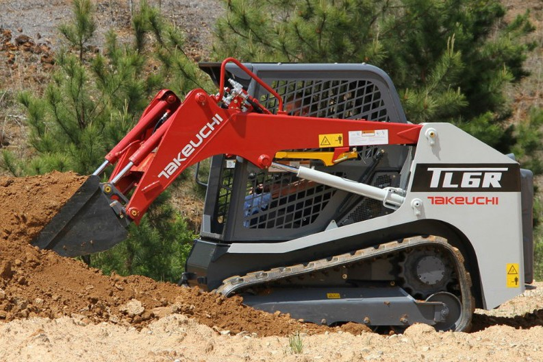 Takeuchi - TL6R Compact Track Loaders