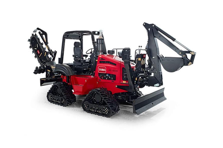 The Toro Company - RT1200 Trenchers