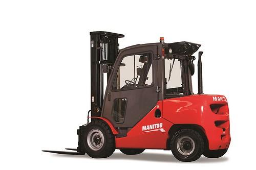 Manitou - ME 435 Forklifts