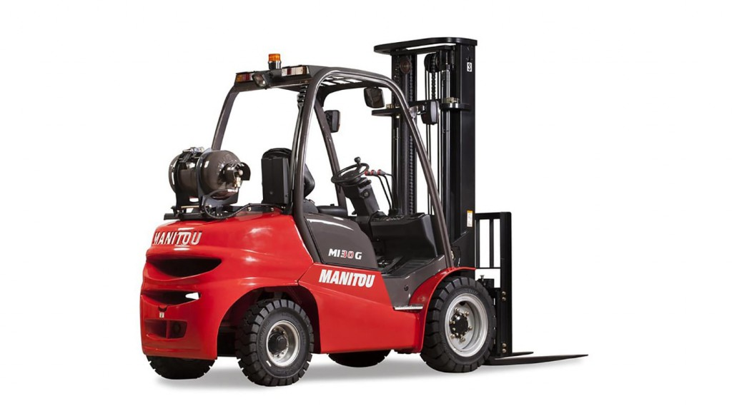 Manitou - MI 30 G Forklifts