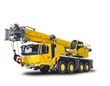 Manitowoc Company, Inc - GMK 4090 Mobile Cranes