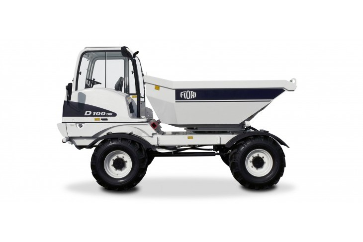 FIORI GROUP S.p.A. - D 100 SW Articulated Dump Trucks