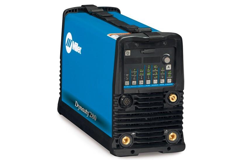 Miller Electric Mfg. LLC. - Dynasty 280 DX Welding