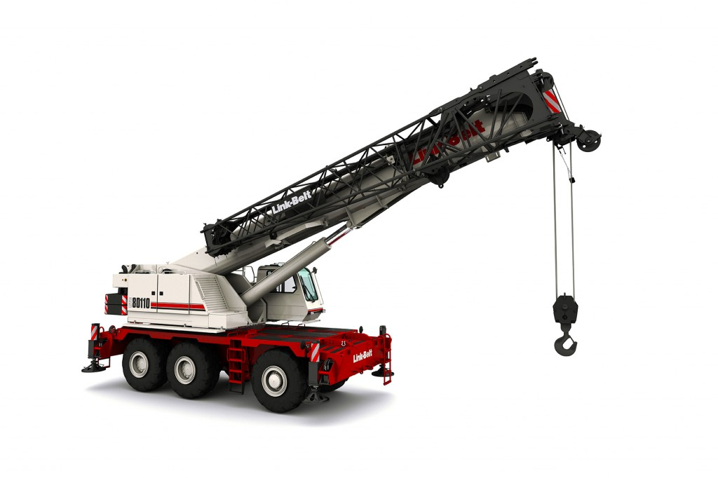 Link-Belt Construction Equipment Company - RTC-80100 Series II Rough Terrain Cranes