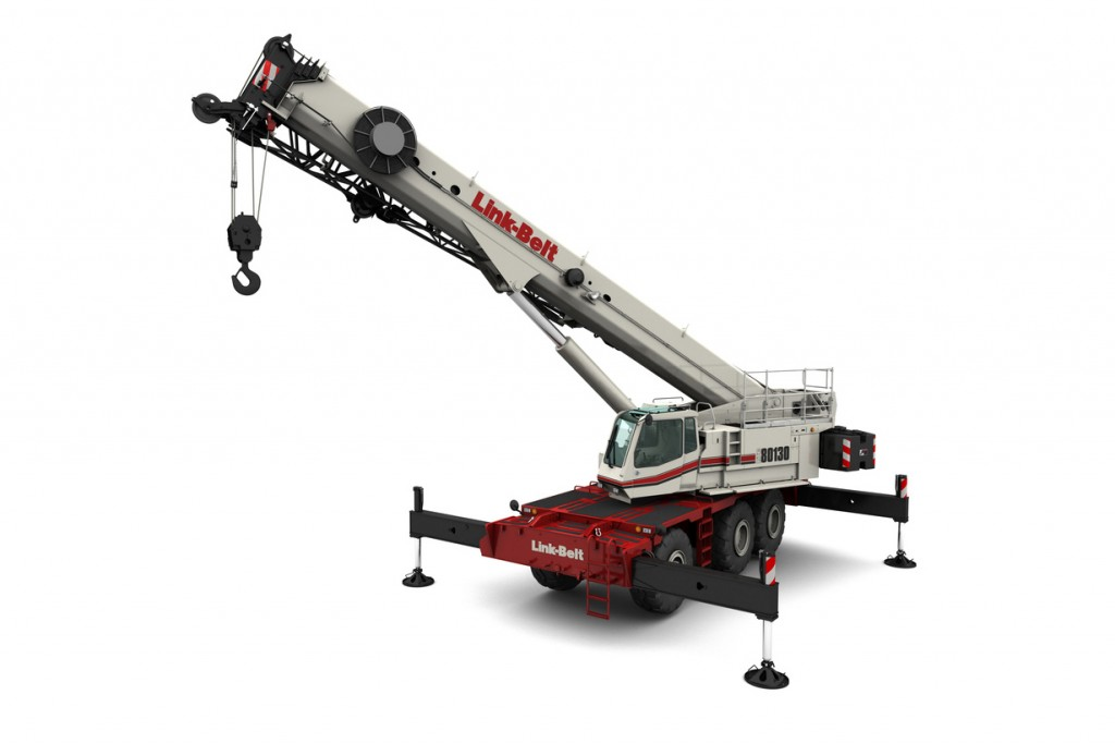 Link-Belt Construction Equipment Company - RTC-80130 Series II Rough Terrain Cranes