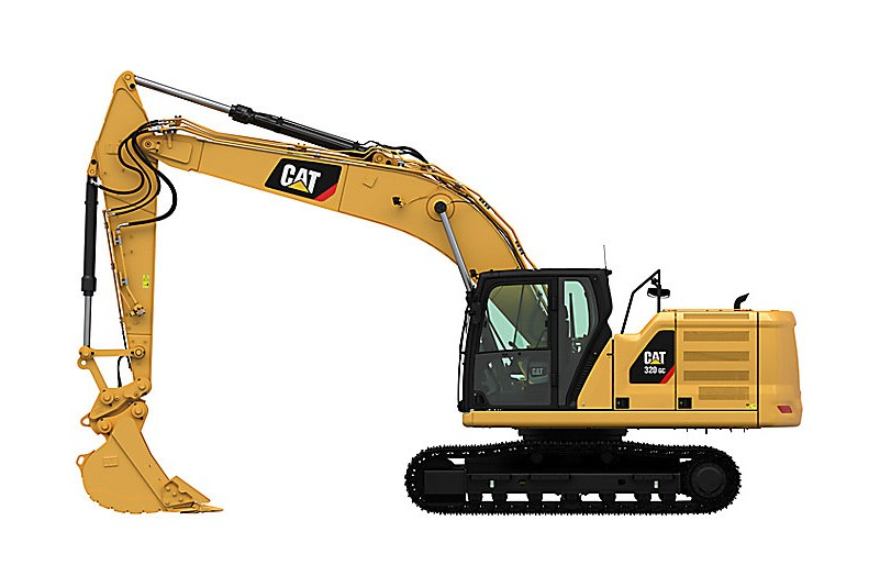 Caterpillar Inc. - 320 GC Excavators
