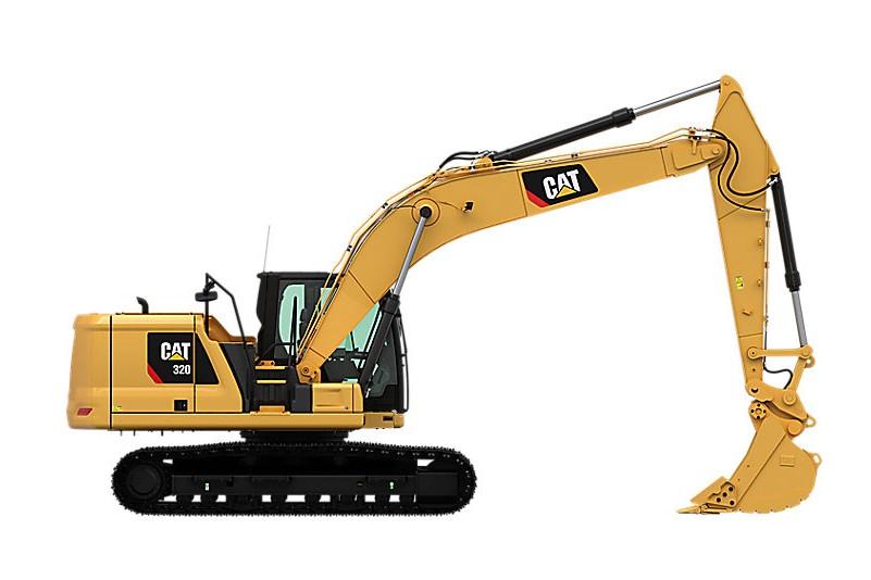Caterpillar Inc. - 320 Excavators