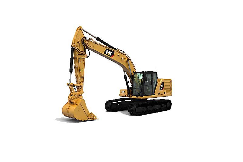 Caterpillar Inc. - 323 Excavators