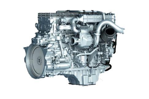 MTU America Inc. - Series 1300 Diesel Engines