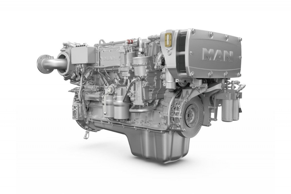MAN Engines & Components Inc. - D2676 Diesel Engines