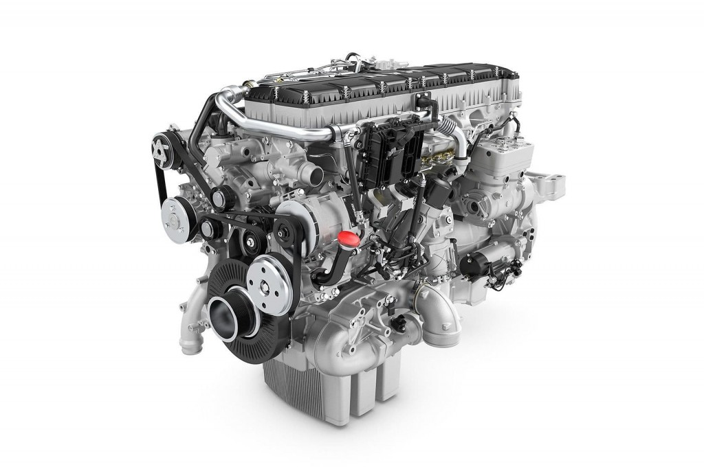 MAN Engines & Components Inc. - D3876 Diesel Engines