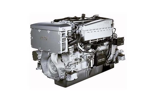 MTU America Inc. - Series 60 Diesel Engines