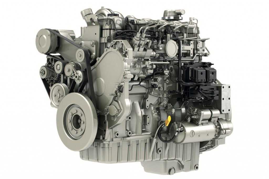 Perkins Engines Company Limited - 1706F-E93TA Diesel Engines
