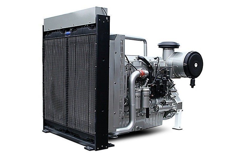 Perkins Engines Company Limited - 2806A-E18TAG Diesel Engines