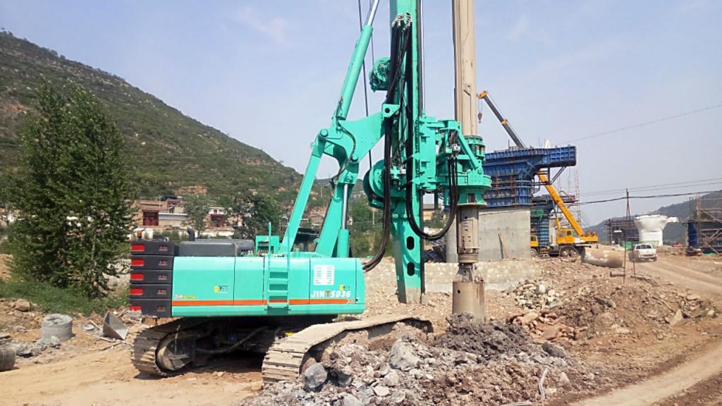 Liugong buys into piling foundation equipment manufacturer Jintai