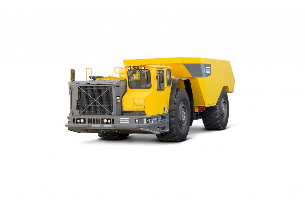 Atlas Copco - Minetruck MT54 Mining Trucks