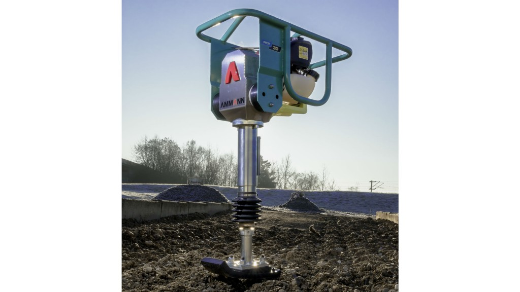 New lightweight rammer proves ideal for tight spaces