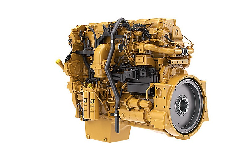 Caterpillar Inc. - C15 ACERT™ Tier IV Final Diesel Engines
