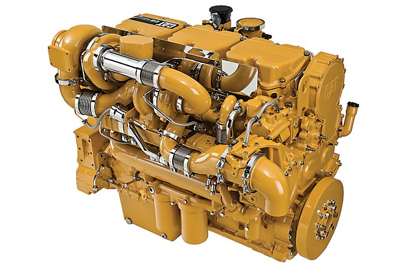 Caterpillar Inc. - C18 ACERT™ Tier IV Final Diesel Engines