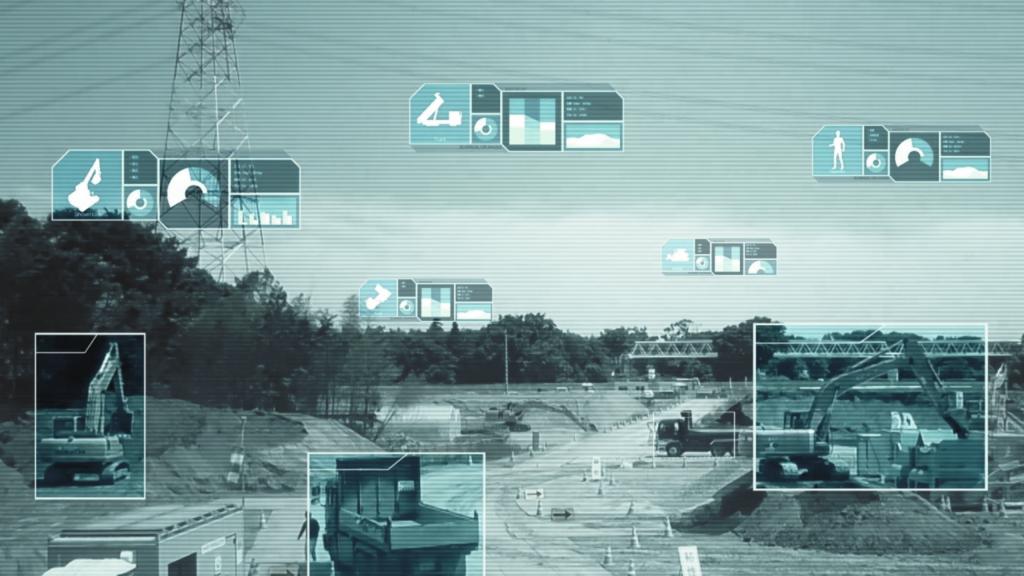 Komatsu, NVIDIA to introduce AI for jobsite operations