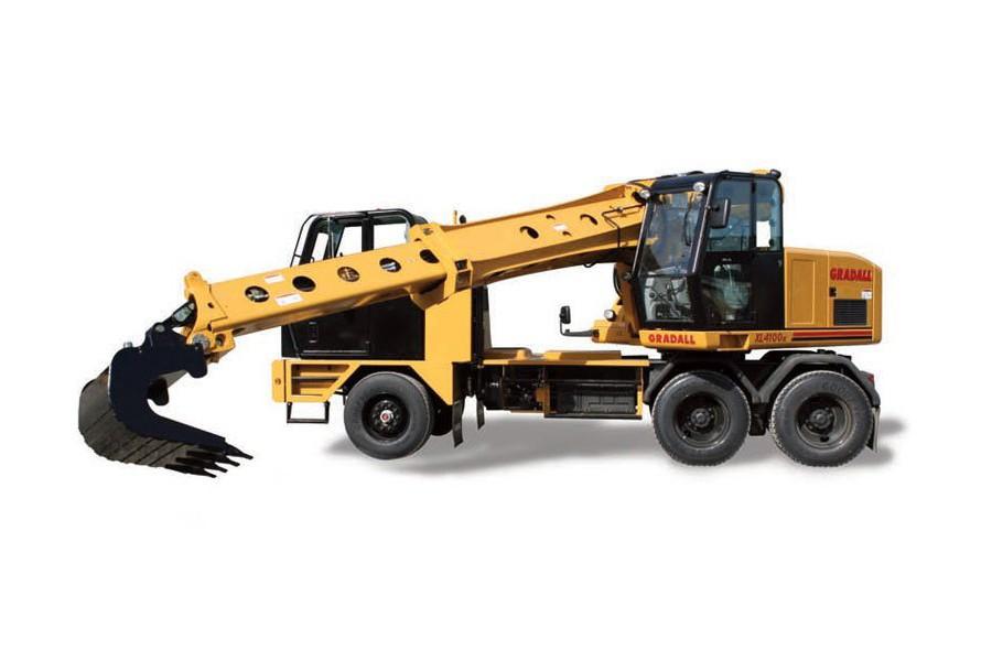 Gradall - XL 4300 V Excavators
