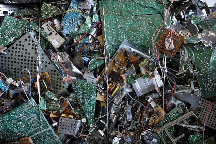 Discarded minerals in e-waste worth $65 billion in 2016