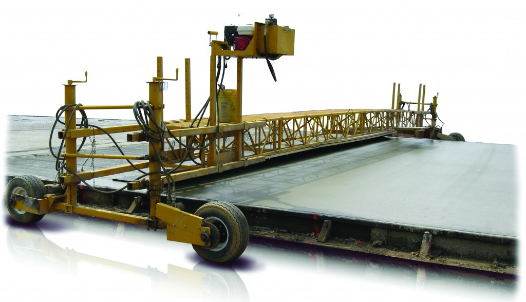 Workbridge makes it easier to work close to the concrete - Heavy