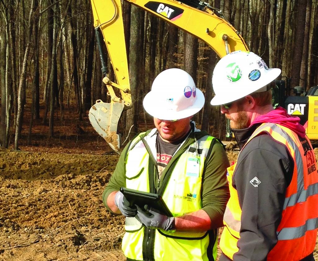 A unified management platform for Heavy Civil Construction