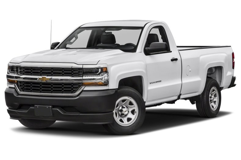 Chevrolet - 2018 Silverado 1500 Pickup Trucks