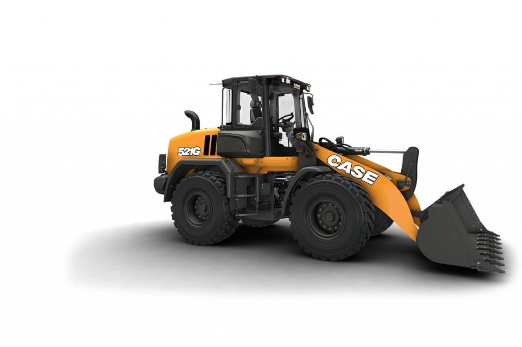 Case Construction Equipment - 521G Wheel Loaders