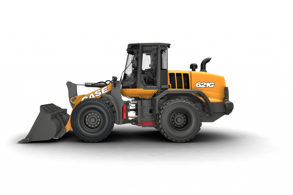 Case Construction Equipment - 621G Wheel Loaders