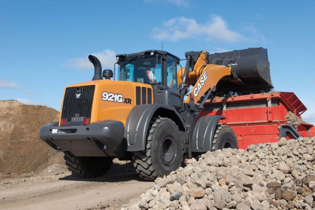 Case Construction Equipment - 921G Wheel Loaders