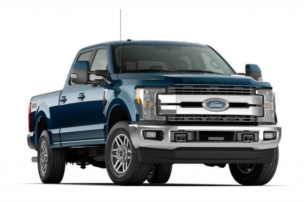 Ford Motor Company - 2018 Super Duty F-250 LARIAT Pickup Trucks